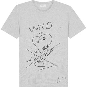 "Agnes B. Tops - RARE Agnes B. David Lynch ""Wild At Heart"" T-shirt"
